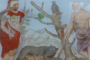 La Lupa con i gemelli, Ara Pacis Augustae, Roma. La foto Risto Ojanen